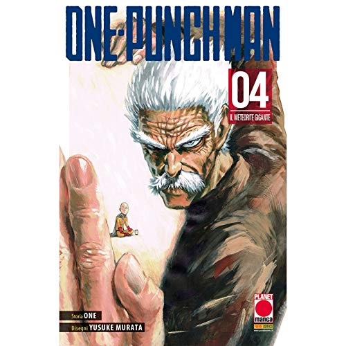One-Punch Man: 4