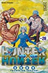 Hunter X Hunter Edition simple Tome 28