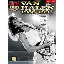 Van Halen 1986-1995 Songbook: Guitar Play-Along Volume 164 (Hal Leonard Guitar Play-Along)