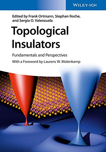 Topological Insulators: Fundamentals and Perspectives (English Edition)