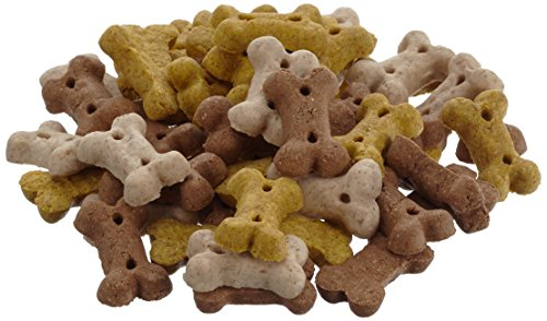 Unbekannt Mera Dog Hundebiskuit Puppy Knochen 10 kg, 1er Pack (1 x 10 kg)