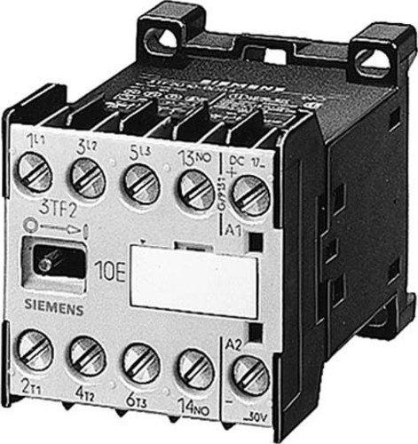 Siemens SIRIUS Schütz Größe 003-polig AC-34KW/400V 1NC DC 24V -