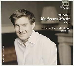Mozart: Keyboard Music, Vol. 3