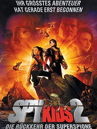 Spy Kids 2 - Die Rückkehr der Superspione [dt./OV]