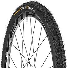 Continental 100424 MTB Race King 2.2 RaceSport - Cubierta plegable para bicicletas (26 x 2,2), color negro