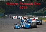 Historic Formula One 2018 (Wandkalender 2018 DIN A3 quer): Szenen aus der FIA Historic Formula One Championship (Monatskalender, 14 Seiten ) (CALVENDO Sport) [Kalender] [Apr 01, 2017] Faber, Markus