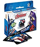 #7: Marvel Avengers Match On Grab Your Super Heroes Card Game