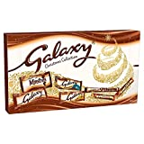 Galaxy Chocolate Collection Box, 259 g, Pack of 8