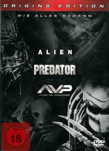 Origins Edition  Alien / Predator / AVP Picture