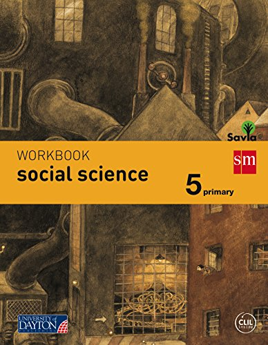 Savia, social science, 5 Educación Primaria. Workbook