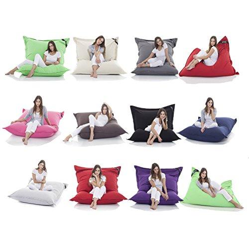 preisvergleich lazy bag original sitzsack xxl 400l riesensitzsack aus willbilliger. Black Bedroom Furniture Sets. Home Design Ideas