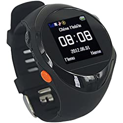 GPS tracker watch for Dementia and elderly care