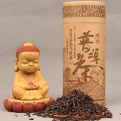 Chine 100g (0.22LB) thé noir pu erh mûr pu erh thé yunan nourriture verte en conserve