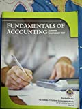 Fundamentals of accounting- CA CPT Icai