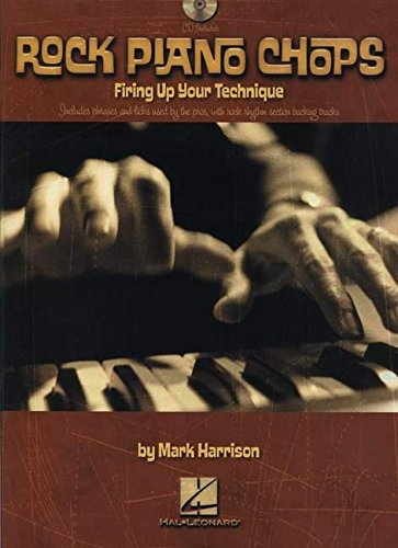 Rock Piano Chops Piano (Keyboard Instruction)
