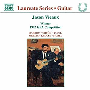 Gitarre: Gitarrenwerke Vieaux