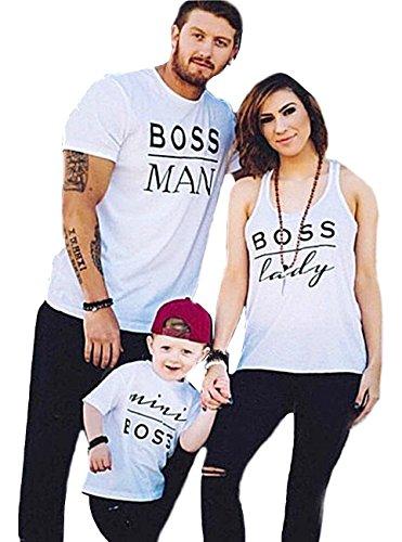 PICCOLI MONELLI Camiseta de la Familia
