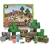 Minecraft 16721 - Set Papercraft - Coffret Deluxe