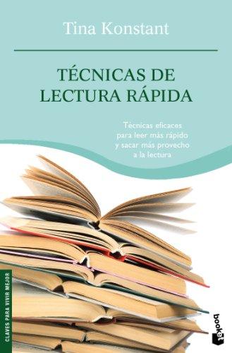 Técnicas de lectura rápida (Vivir Mejor) por Tina Konstant