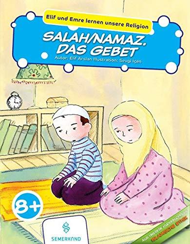 Elif und Emre lernen unsere Religion: Salah/Namaz. Das Gebet
