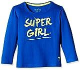 #4: PalmTree Baby Girls' T-Shirt (132030610566 1335_Blue_9-12 months)