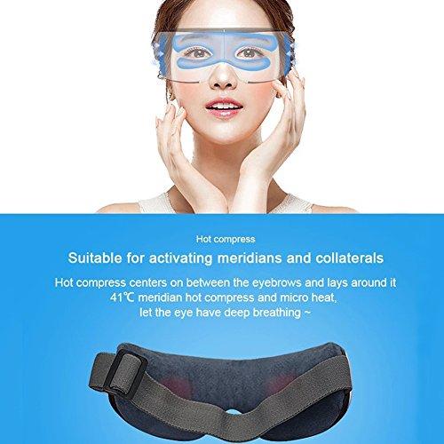 Zoom IMG-3 jiuhuazi massaggiatore oculare con pressione