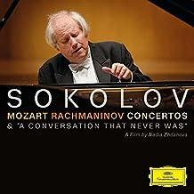 Mozart / Rachmaninov: Concertos / a Conversation That Never Was (CD+DVD Digipack)