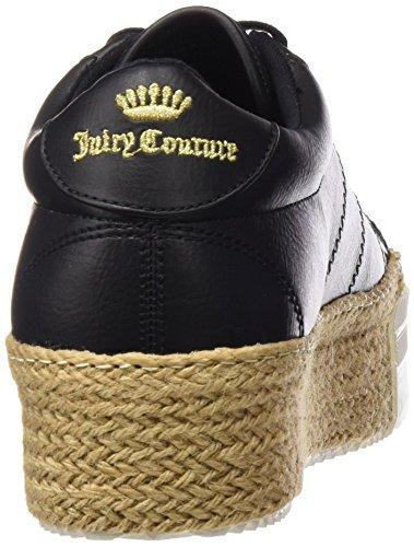 Juicy Couture Blaine, Scarpe Sportive Donna Nero (cuir Noir Pitch)