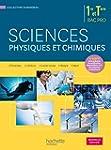 Sciences physiques et chimiques 1re t...
