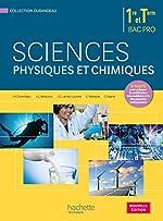 Sciences physiques et chimiques 1re terminale Bac Pro - Livre élève - Ed. 2015 de Jean-Louis Berducou