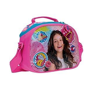 Disney Luna Star Neceser de Viaje, 4.75 litros, Color Rosa