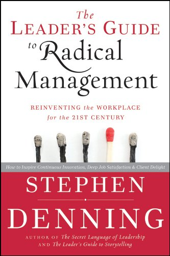 The leaders guide to radical management reinventing the workplace the leaders guide to radical management reinventing the workplace for the 21st century by fandeluxe Gallery