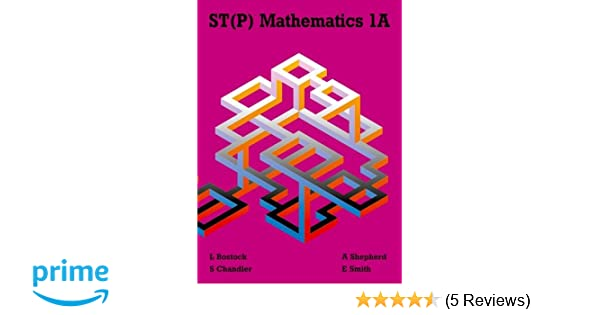 st p mathematics 1a second edition bk 1a amazon co uk l bostock
