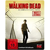 The Walking Dead - Die komplette vierte Staffel - Uncut/Extended/Steelbook