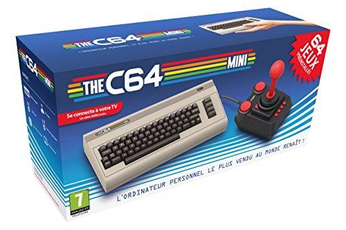 The C64 Commodore 64 Mini