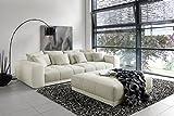 Außergewöhnliches XXL Sofa Big SAM in Trendfarbe