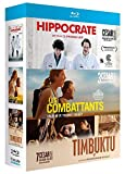 LES COMBATTANTS + HIPPOCRATE + TIMBUKTU [Blu-ray]