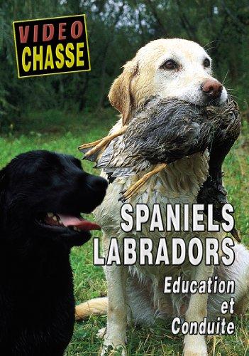 Spaniels & labradors : Education et conduite - Vidéo Chasse - Chiens de chasse