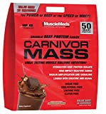 MuscleMeds 4.5Kg Chocolate Carnivor Mass from MuscleMeds