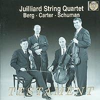 Juillard String Quart. Interpreta Mozart