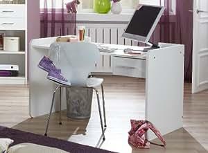 Wimex Bureau Scarlett - Blanc