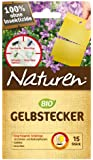 Naturen Yellow Sticky Traps, Pack of 15