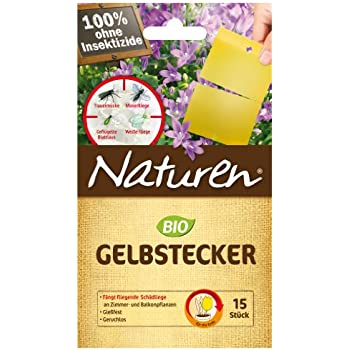 Neudorff neudom ck stechm cken frei 10 tabletten amazon for Gelbsticker neudorff