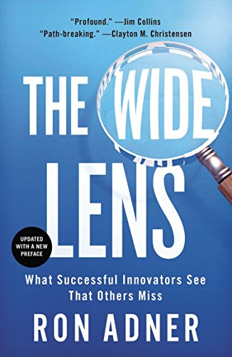 The Wide Lens: What Successful Innovators See That Others Miss por Ron Adner
