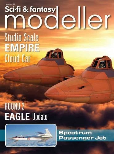 Sci.Fi & Fantasy Modeller: Volume 39 by Mike Reccia (2015-09-30)