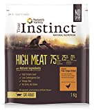 True Instinct High Meat Adult Nourriture pour Chat Poulet Elevé en Plein Air Désossé 1 kg