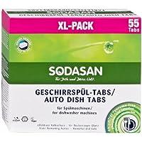 SODASAN Geschirrspül-Tabs á 55 Stück preisvergleich bei billige-tabletten.eu