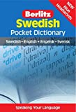 Berlitz: Swedish Pocket Dictionary: Swedish-English = Engelsk-Svensk (Berlitz Pocket Dictionary)