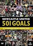Newcastle Utd-501 Goals [Reino Unido] [DVD]