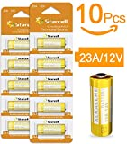 Act 2 Pack x GP Alkaline 23AE 12V by Act Batteries